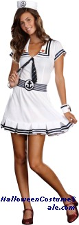 CRUISE CUTIE TEEN COSTUME