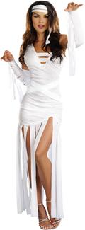 MUMMY DEAREST ADULT COSTUME