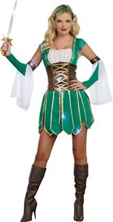WARRIOR ELF ADULT COSTUME