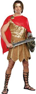 CEASAR PLUS SIZE ADULT COSTUME