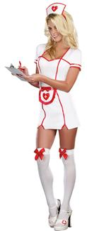REALLY NAUGHTY PLUS SIZE ADULT COSTUME