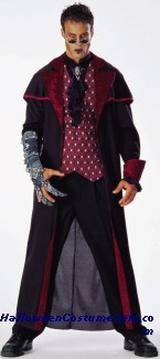 CAIN THE VAMPIRE TYRANT COSTUME