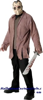 JASON STANDARD ADULT COSTUME