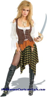Pirate Wrench, Adult Costume