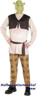 SHREK ADULT COSTUME PLUS SIZE