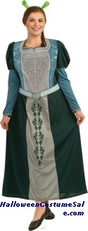 PRINCESS FIONA SHREK FOREVER PLUS SIZE COSTUME