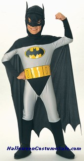 BATMAN COSTUME, CHILD