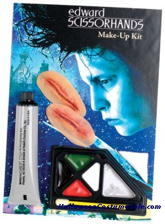 Adult Edward Scissorhands Makeup Kit