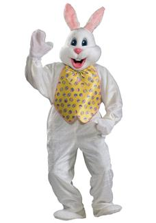 EASTER BUNNY DELUXE ADULT COSTUME