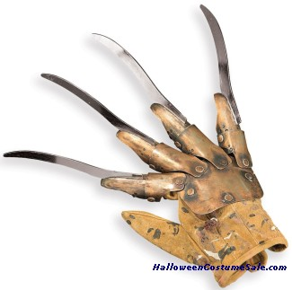 FREDDY METAL GLOVE DLX