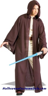 Jedi Robe Deluxe Adult Costume