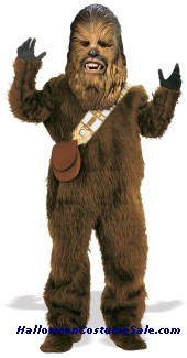 Chewbacca Adult Deluxe Costume