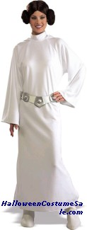 PRINCESS LEIA DELUXE ADULT COSTUME