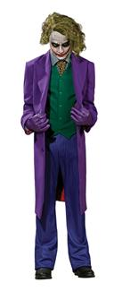 JOKER GRAND HERITAGE PLUS SIZE ADULT COSTUME