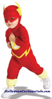 FLASH INFANT/NEW BORN COSTUME