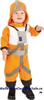 X-WING FIGHTER PILOT INFANT COSTUME