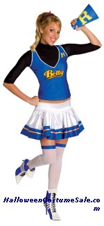ARCHIE COMICS BETTY ADULT COSTUME