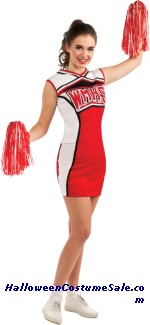GLEE CHEERLEADER (CHEERIOS) ADULT COSTUME