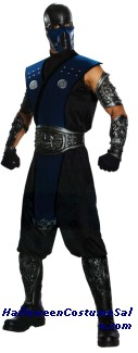SUBZERO ADULT COSTUME