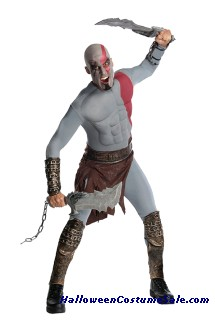 KRATOS ADULT COSTUME