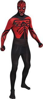 DARTH MAUL SKIN SUIT PLUS SIZE ADULT COSTUME