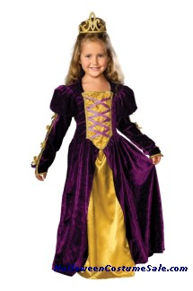 REGAL QUEEN CHILD/TODDLER COSTUME