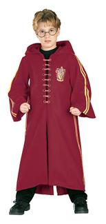 HARRY POTTER QUIDDITCH CHILD COSTUME