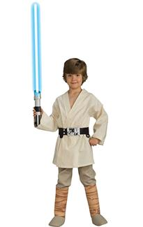 LUKE SKYWALKER DLX CHILD COSTUME