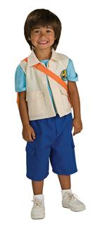 DIEGO DELUXE CHILD/TODDLER COSTUME