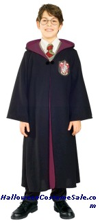 HARRY POTTER DELUXE CHILD COSTUME