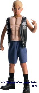 WWE STONE COLD DELUXE CHILD COSTUME