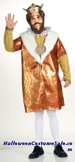 Adult Deluxe Burger King Costume