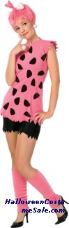 Teen Pebbles Costume
