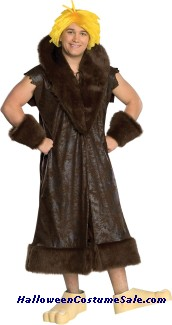 Teen Barney Rubble Costume