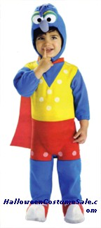 GONZO EZ-ON ROMPER INFANT/TODDLER COSTUME