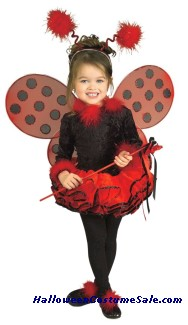 LADY BUG CHILD/TODDLER COSTUME