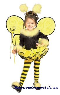 BUMBLEBEE CHILD/TODDLER COSTUME