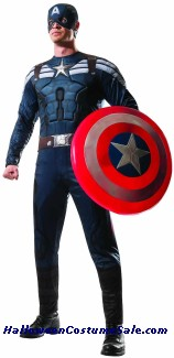 CAPTAIN AMERICA 2 STEALTH ADULT COSTUME