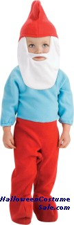 PAPA SMURF INFANT/TODDLER COSTUME
