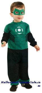 HAL JORDAN TINY TIKES TODDLER COSTUME