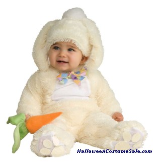 VANILLA BUNNY INFANT COSTUME