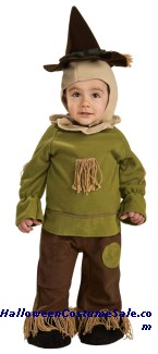 SCARECROW INFANT COSTUME