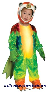 PARROT CHILD/TODDLER COSTUME