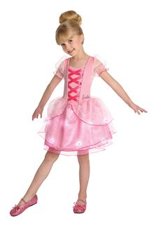BARBIE BALLERINA CHILD/TODDLER COSTUME
