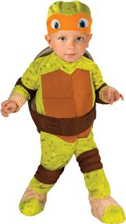 TMNT MICHELANGELO TODDLER COSTUME