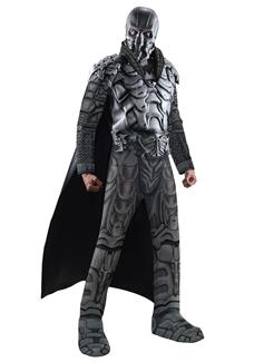 GENERAL ZOD PLUS SIZE ADULT COSTUME