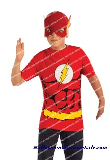 FLASH SHIRT CHILD MASK