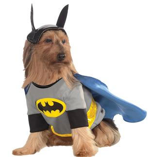 PET COSTUME BATMAN