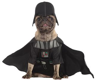 PET COSTUME DARTH VADER