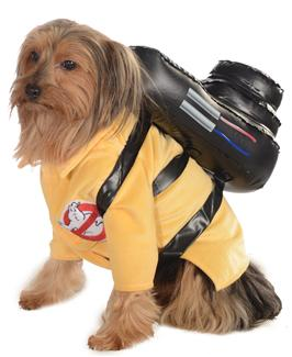 PET COSTUME GHOSTBUSTERS